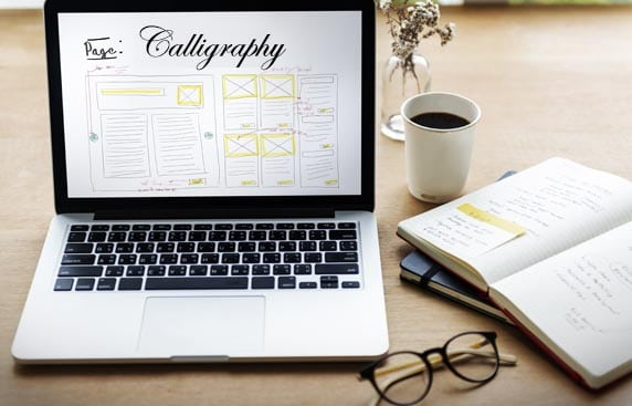 Calligraphy Software