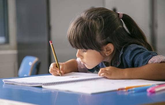Calligraphy for children